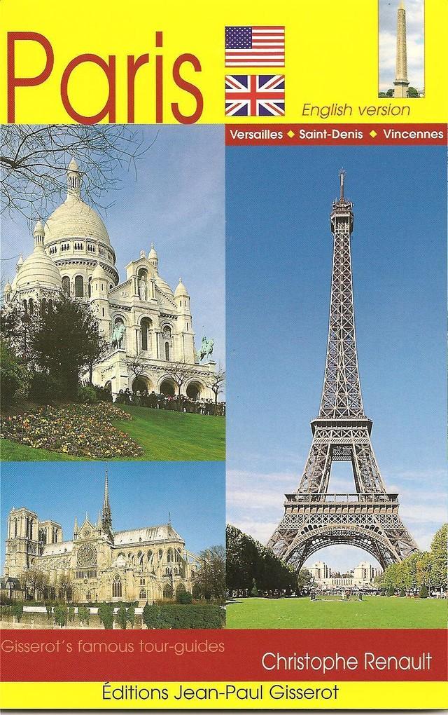 Gisserot's visitors handbook to Paris - Christophe Renault - GISSEROT