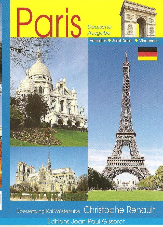 Paris - Christophe Renault - GISSEROT