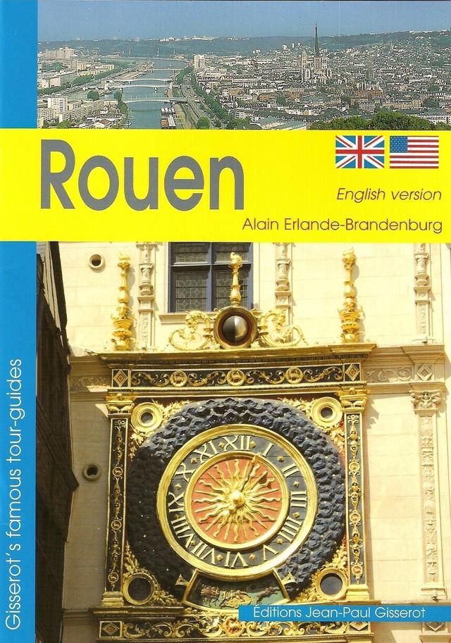 Rouen (VERSION ANGLAISE) - Alain Erlande-Brandenburg - GISSEROT