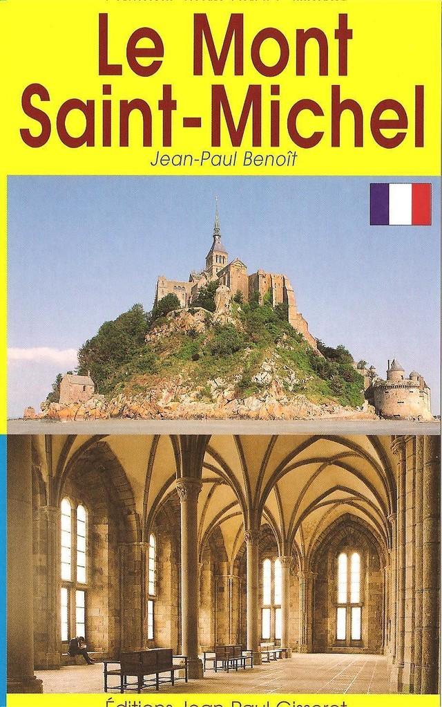 Mont Saint-Michel - Guide - Jean-Paul Benoît - GISSEROT